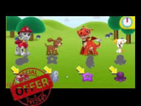 Nick jr puppy playground episodes for kids in english - Jeux bubble guppies ...
